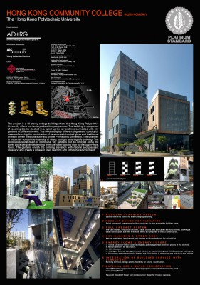 2008 HKBEAM (Building Environment Assessment Method) - Rating of Platinum