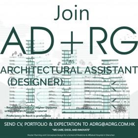 Architectural Assistant (Designer)