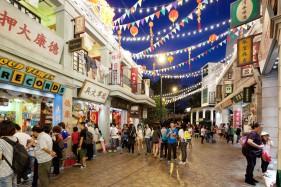 Ocean Park Hong Kong Street