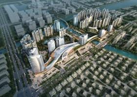 上海地铁17号线漕盈路站网站及周边地区概念性城市规划设计方案