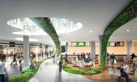Shenzhen Shopping Arcade Conceptual Design