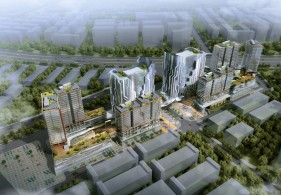Smart City Mixed Use Development, GuangDong