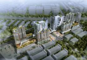 Smart City Mixed Use Development, GuangDong