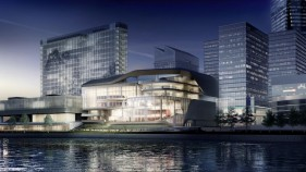 West Kowloon Cultural District Lyric Theatre Complex Design Consultancy