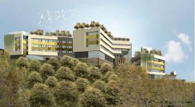 综合复康服务大楼的可行性研究项目
