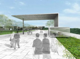 Guangdong Technical School Master Planning, Zhong Luo Tuan Campus