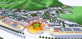 Concept Urban Planning Design of Qingshan Lake Cloud Manufacturing Science and Technology (Maker) Town in Hangzhou