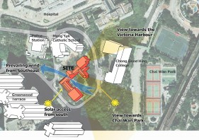 French International School Proposed Expansion at Chai Wan