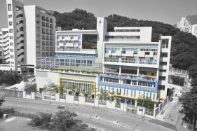 Kowloon Tong Bishop Walsh Catholic School at Inverness Road, Kowloon City