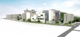 Hong Kong Baptist University Master Plan for Ex-IVE (LWL) Site