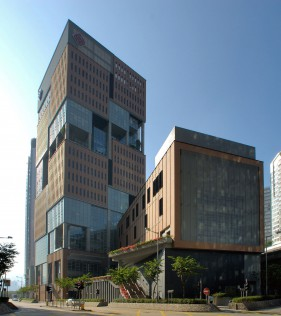 Hong Kong Polytechnic University Community College (Hung Hom Bay)