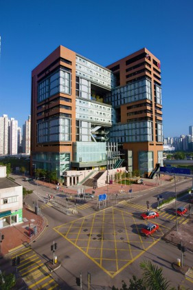 Hong Kong Polytechnic University Community College (West Kowloon)