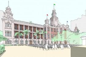 Rejuvenation of The University of Hong Kong Main Building