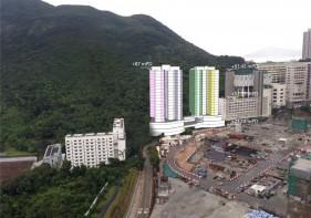 The University of Hong Kong Wong Chuk Hang Students Residence