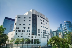 Hong Kong Academy for Performing Arts On-Campus Expansion