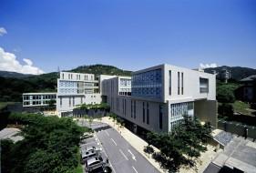 Lingnan University New Academic Block