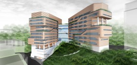 The University of Hong Kong New Interdisciplinary Research Buildings for Engineering / Science